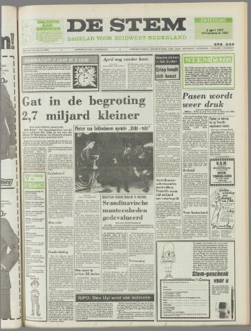 de Stem 1977-04-02