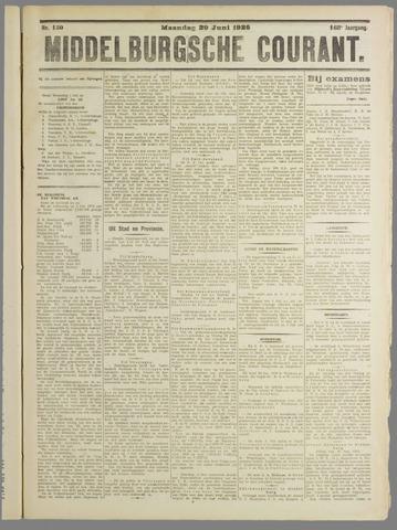 Middelburgsche Courant 1925-06-29