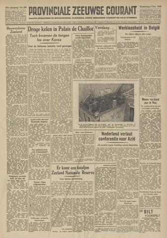 Provinciale Zeeuwse Courant 1948-12-09