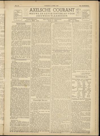 Axelsche Courant 1945-04-24