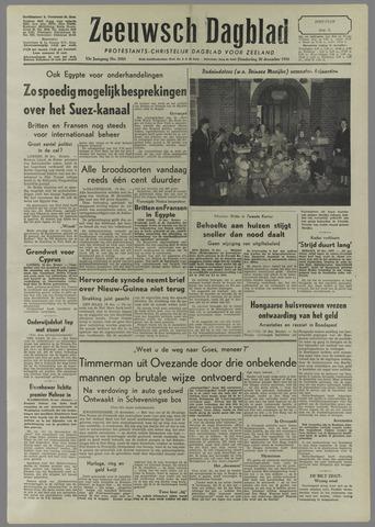 Zeeuwsch Dagblad 1956-12-20