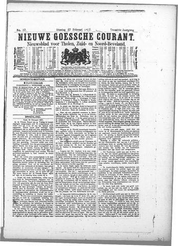 Nieuwe Goessche Courant 1877-02-27