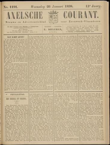 Axelsche Courant 1898-01-26