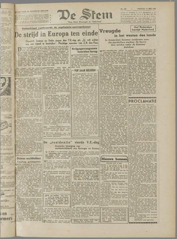 de Stem 1945-05-11
