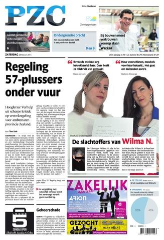 Provinciale Zeeuwse Courant 2015-02-28
