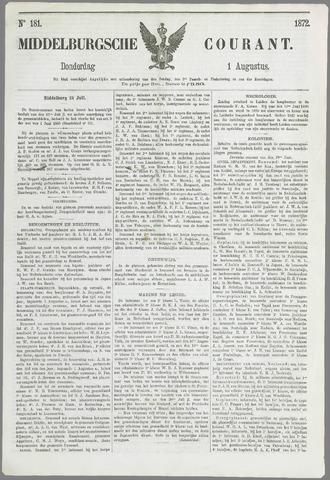 Middelburgsche Courant 1872-08-01