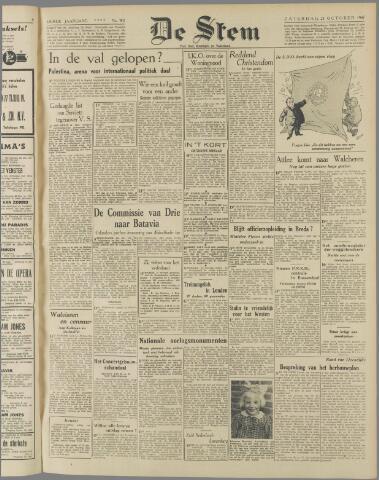 de Stem 1947-10-25