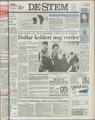 de Stem 1987-01-20