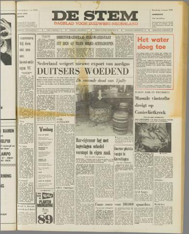 de Stem 1973-01-04