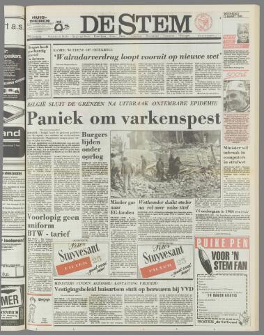 de Stem 1985-03-13