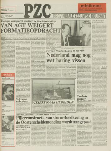 Provinciale Zeeuwse Courant 1977-07-19