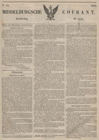 Middelburgsche Courant 1869-04-22
