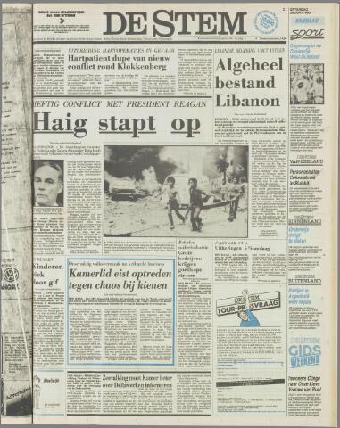 de Stem 1982-06-26