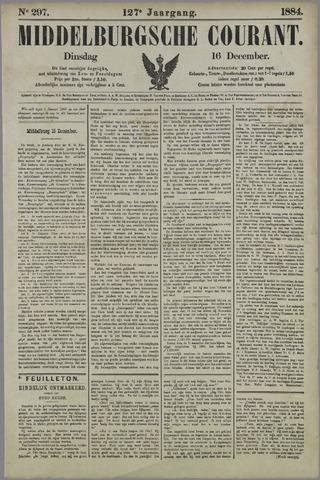 Middelburgsche Courant 1884-12-16