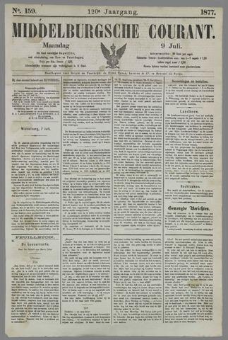 Middelburgsche Courant 1877-07-09