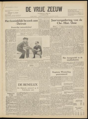 de Vrije Zeeuw 1952-04-17