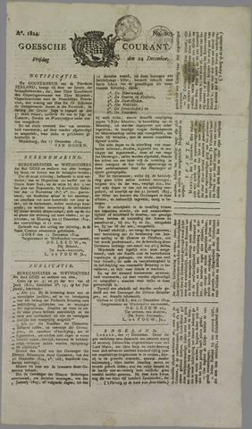 Goessche Courant 1824-12-24