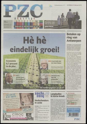 Provinciale Zeeuwse Courant 2014-02-15