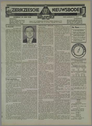 Zierikzeesche Nieuwsbode 1940-06-29