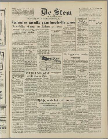 de Stem 1948-12-29