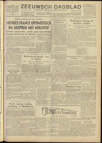Zeeuwsch Dagblad 1954-07-12