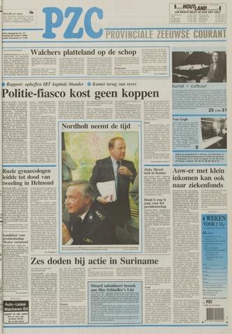 Provinciale Zeeuwse Courant 1994-03-25