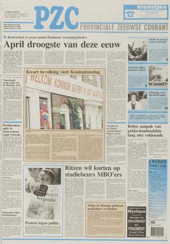 Provinciale Zeeuwse Courant 1996-04-30