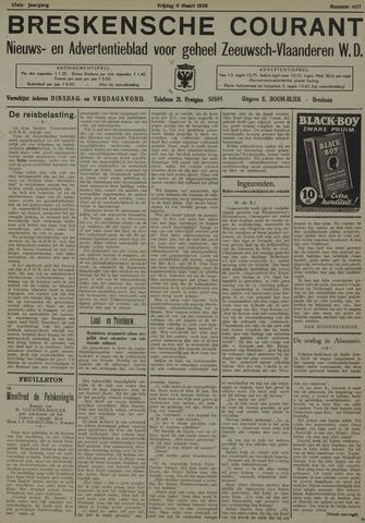 Breskensche Courant 1936-03-06