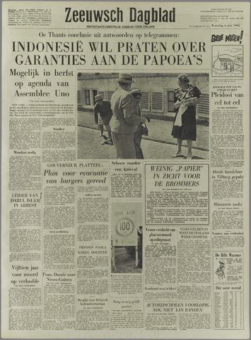 Zeeuwsch Dagblad 1962-06-06