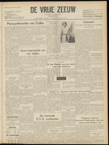 de Vrije Zeeuw 1954-08-04