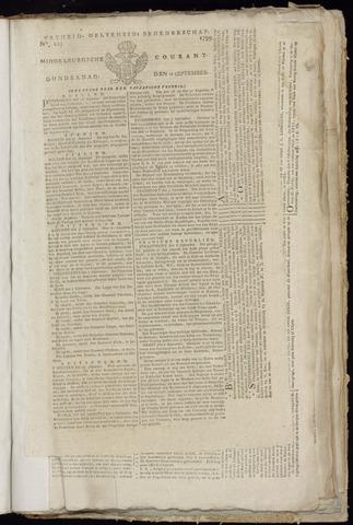 Middelburgsche Courant 1799-09-19