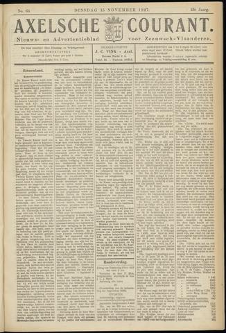 Axelsche Courant 1927-11-15