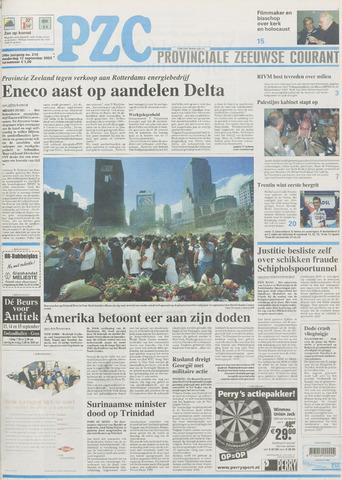 Provinciale Zeeuwse Courant 2002-09-12