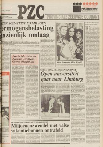 Provinciale Zeeuwse Courant 1979-11-17