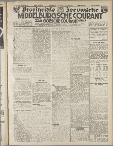 Middelburgsche Courant 1936-04-23