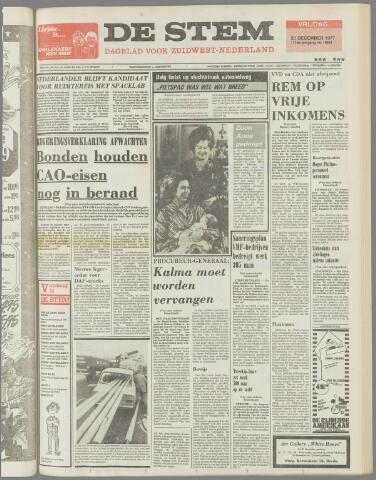 de Stem 1977-12-23