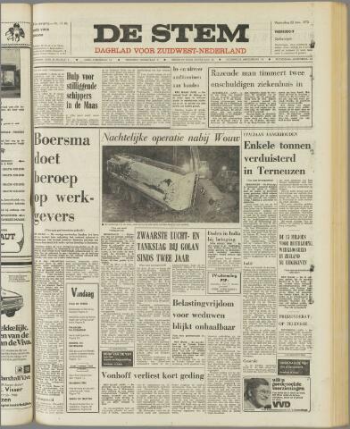 de Stem 1972-11-22