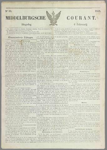 Middelburgsche Courant 1855-02-06