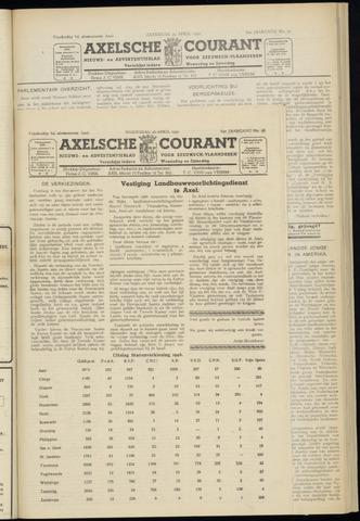 Axelsche Courant 1950-04-26