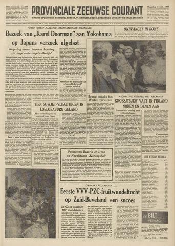 Provinciale Zeeuwse Courant 1960-09-05