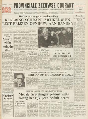 Provinciale Zeeuwse Courant 1970-11-04