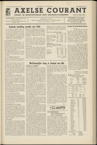Axelsche Courant 1966-01-15