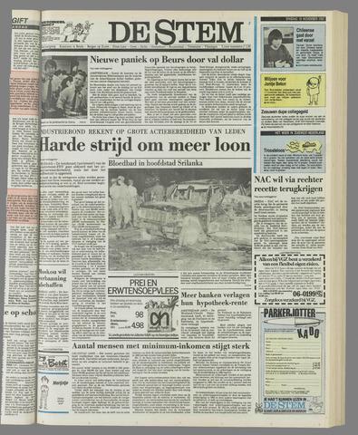 de Stem 1987-11-10