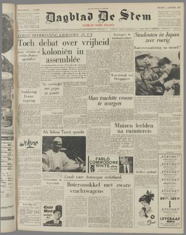de Stem 1960-10-14