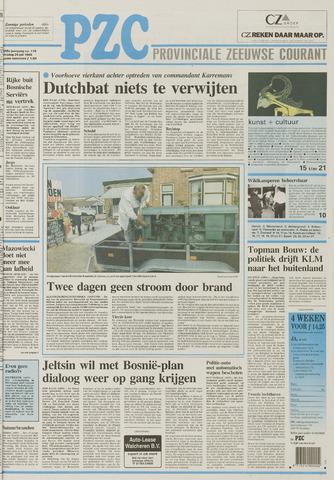 Provinciale Zeeuwse Courant 1995-07-28