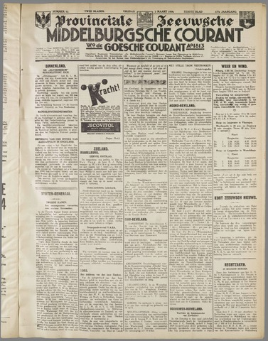 Middelburgsche Courant 1934-03-02