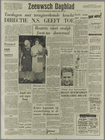 Zeeuwsch Dagblad 1961-07-08