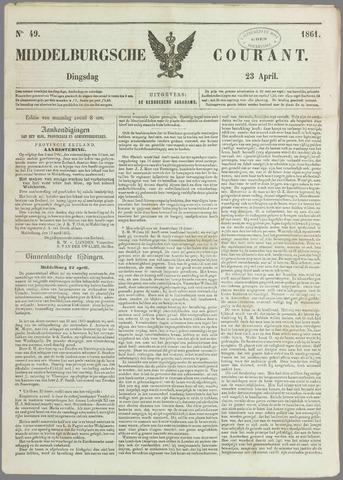Middelburgsche Courant 1861-04-23