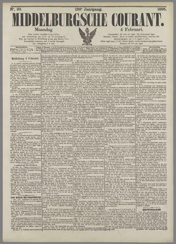 Middelburgsche Courant 1895-02-04