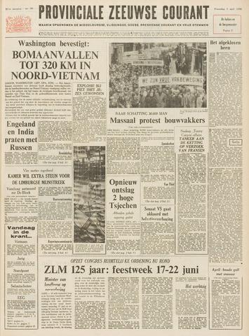 Provinciale Zeeuwse Courant 1968-04-03
